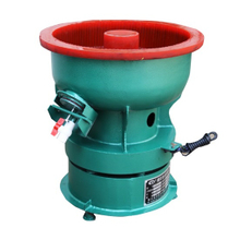 60L Industrial vibratory tumbler Bowl, vibratory bowl for surface finishing