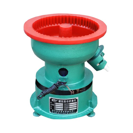 40L Small Vibratory Bowl Finisher, Deburring Machine