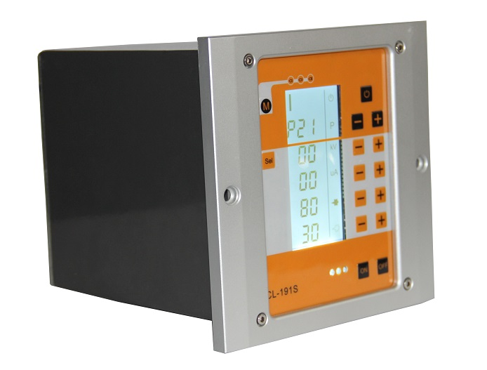 powder coating equipment controller